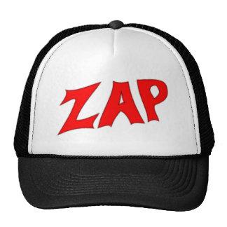 ZAP TRUCKER HAT