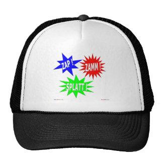 Zap Zamm Splatt Hat