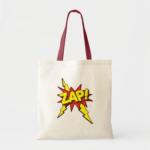 Zap, Zing, Pow! Bag