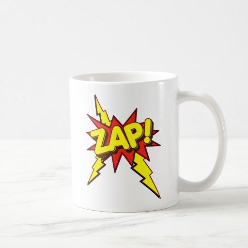 Zap, Zing, Pow! Coffee Mug