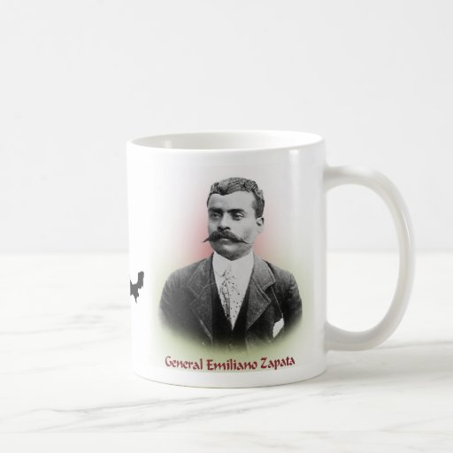 Zapata and Mexico mug