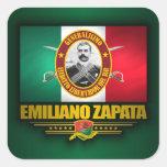 Zapata Pegatina Cuadrada
