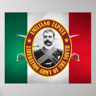Zapata Póster