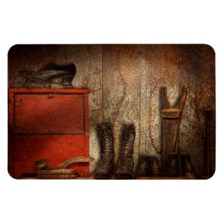 Zapatero - el limpiabotas 1900 del zapato imán flexible