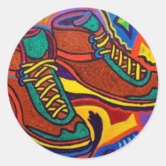 Zapatillas de deporte de los deportes por Piliero Etiqueta