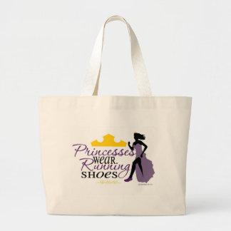 Zapatillas deportivas de princesas Wear Bolsa Tela Grande