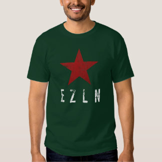 Zapatista Army of National Liberation - Customized T-Shirt
