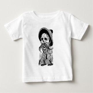 Zapatista  Calavera. c. early 1900's. Mexico. Baby T-Shirt