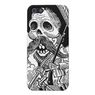 Zapatista Calavera. c. early 1900's. Mexico. Cover For iPhone SE/5/5s