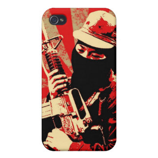 zapatista irate iphone case