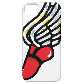 zapato del atleta funda para iPhone SE/5/5s