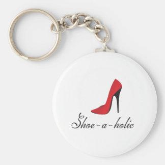 Zapato-uno-holic Llavero Redondo Tipo Pin