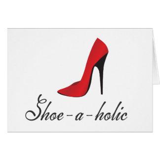 Zapato-uno-holic Felicitaciones