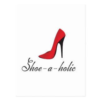 Zapato-uno-holic Postal