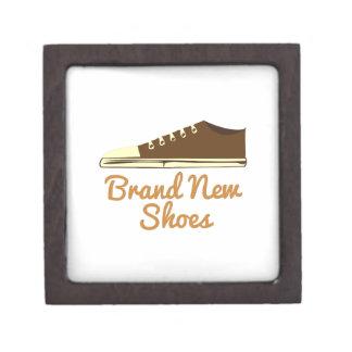 Zapatos a estrenar cajas de joyas de calidad