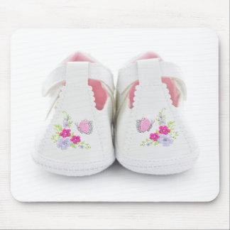 Zapatos de bebé alfombrilla de ratón