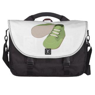 Zapatos de bebé bolsas para ordenador