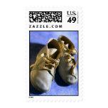 Zapatos de bebé sellos