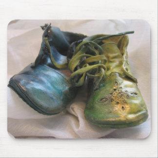 Zapatos de bebé tapetes de raton