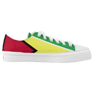 Zapatos de la bandera de Guyana Zapatillas