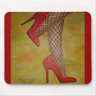 Zapatos de la chuchería dos alfombrillas de ratón