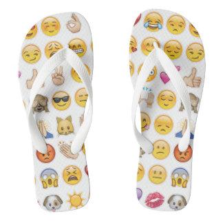 zapatos de las sandalias de los flips-flopes del