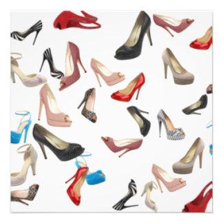 Zapatos de los tacones altos fotografías