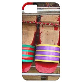 Zapatos de madera chinos, Singapur iPhone 5 Carcasa