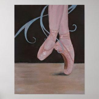 Zapatos de Pointe Impresiones