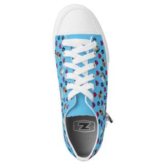 Zapatos del amante del conejillo de Indias Zapatillas