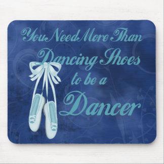 Zapatos del baile tapetes de ratón