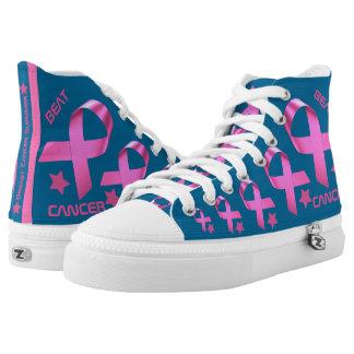 Zapatos del cáncer de pecho zapatillas