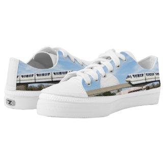 Zapatos del monorrail zapatillas