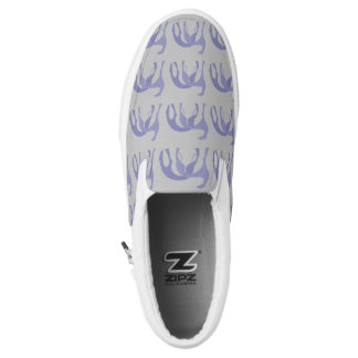 Zapatos del perro del art déco zapatillas