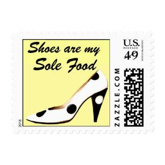 Zapatos del tacón alto sellos