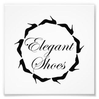 Zapatos elegantes fotografía