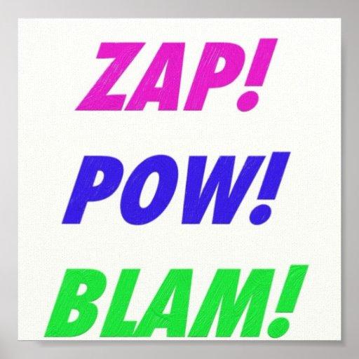 ZAPAWAP POSTER