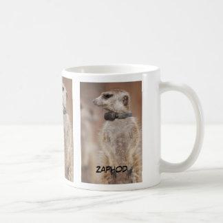 Zaphod meerkat Mug