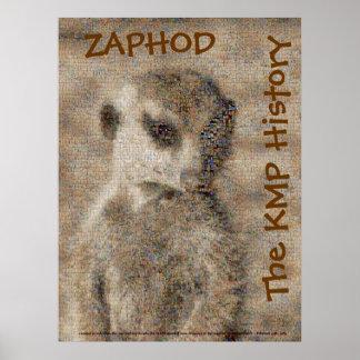 Zaphod - The KMP History Poster