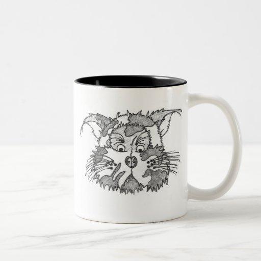 Zaphod Two-Tone Coffee Mug