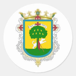 Zapopan, Mexico Classic Round Sticker