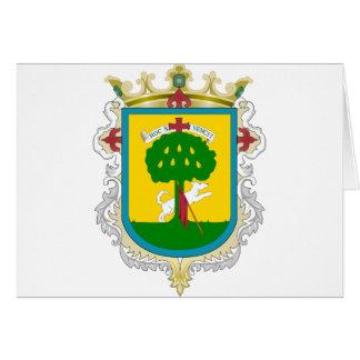 Zapopan, Mexico Greeting Card