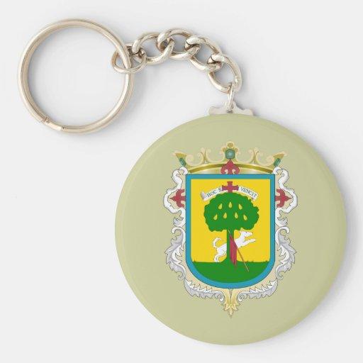 Zapopan, Mexico Keychain