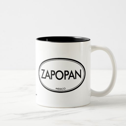 Zapopan, Mexico Mugs
