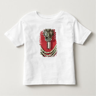 Zapotec pectoral the form of  mask representing toddler t-shirt