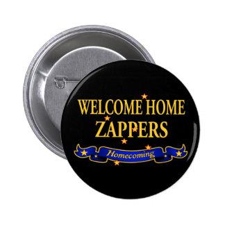 Zappers casero agradable pin redondo de 2 pulgadas