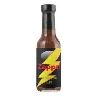 Zappo! Chipotle Adobo Sauce Bottle