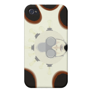 Zappt Cover For iPhone 4