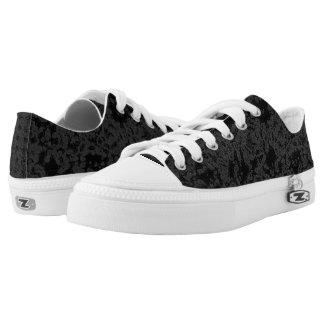 Zappy Black Shoes
