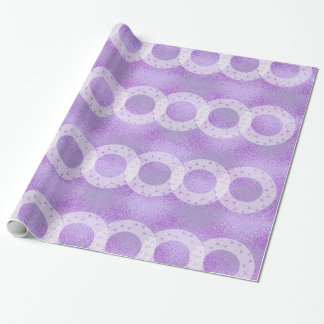 Zappy Rings Wrapping Paper